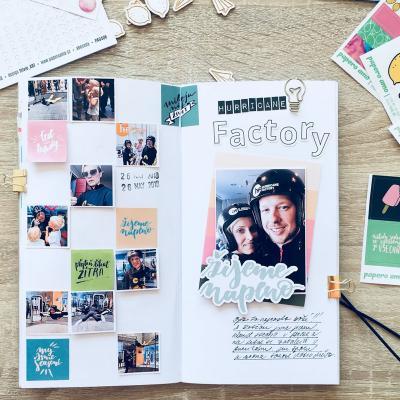 Kreativní materiály od Papero amo, vše pro tvé papírové projekty