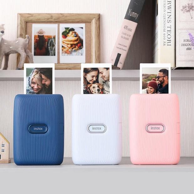Moderní, stylová a hlavně rychlá... mobilní tiskárna Instax Mini Link