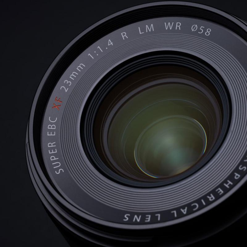 Představujeme objektiv FUJINON Lens XF 23mm F/1.4 R LM WR